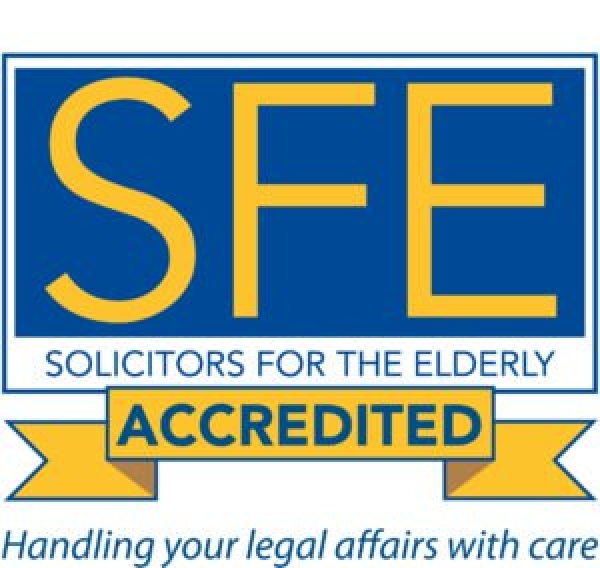 Ben Tyer is a Fully Accredited Member of Solicitors For the Elderly - 10 reasons to use a member